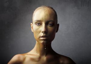 Чистка лица маслом